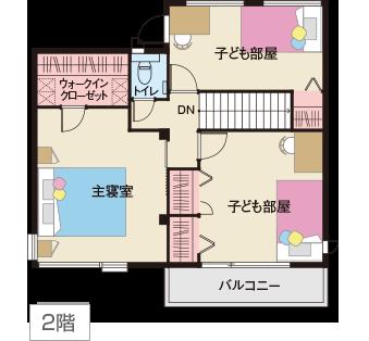 変更プラン例 1階